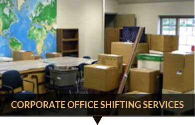 Corporate Office Shifting