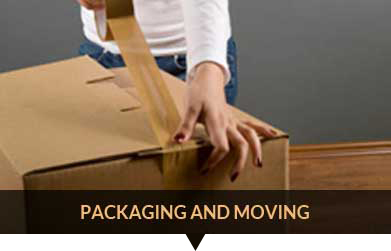 Packaging and Moving